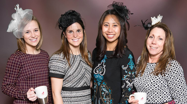 WICT Holiday Tea